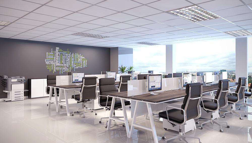 Các loại bóng đèn LED chiếu sáng cho văn phòng tốt nhất hiện nay? Mua ở đâu?